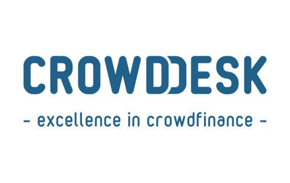CrowdDesk baut bei der Kommunikation auf die Fintech-Expertise von newskontor